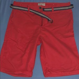 Zara boy shorts